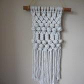Stoere macaramé hanger